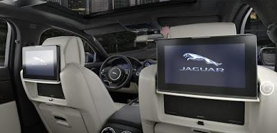 Jaguar XJ Features