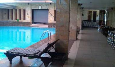 Kolam Hotel Duta Berlian
