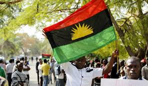 A summit convened by the Eastern Consultative Assembly, ECA, in Enugu was on Tuesday disrupted by pro-Biafra agitators.