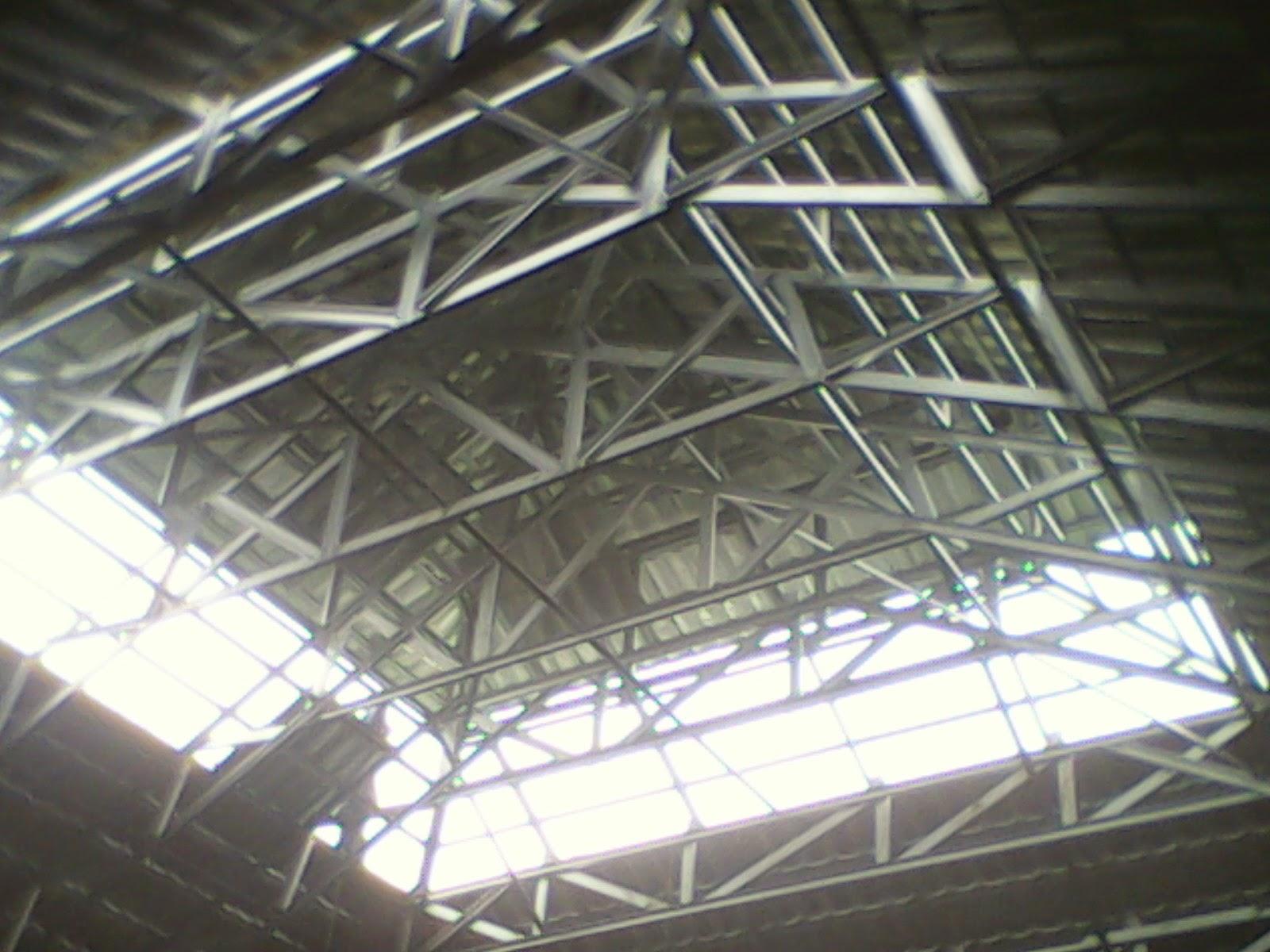 kanopi baja ringan subang genteng metal dan ringan: harga rangka atap ...