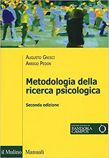 Metodologia Della Ricerca Psicologica PDF