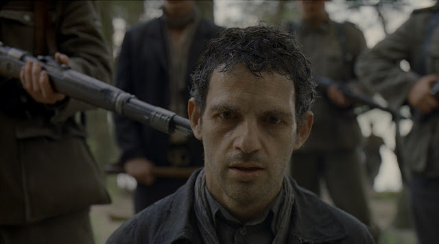Geza Rohrig son of saul fia movie still