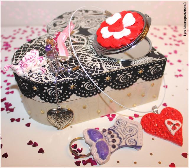 Concours Saint Valentin chez Les Mousquetettes©