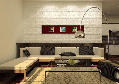 Gallery Of Motif Wallpaper Dinding Ruang Tamu Minimalis