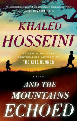 And the Mountains Echoed by Khaled Hosseini - book cover