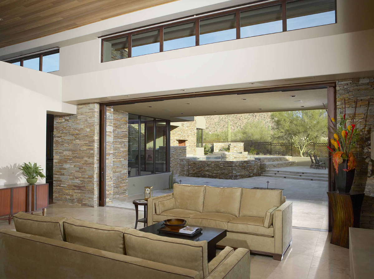 Patio Design: Patio Doors that Open All the Way at Backyard on Open Patio Designs id=88240