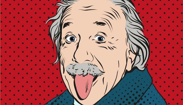 """O """"genial"""" Einstein que teve participação nas teorias globalistas"""