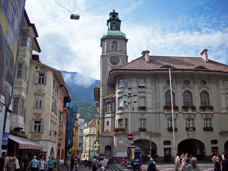 Italia, fotos e historias by Patzy: Bolzano, la capital ...