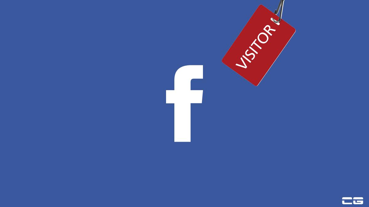 track Facebook Profile Visitors