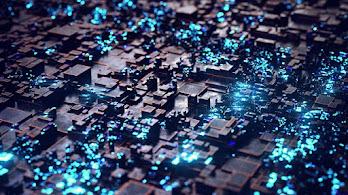 Abstract, Cubes, Digital Art, 4K, #4.2010