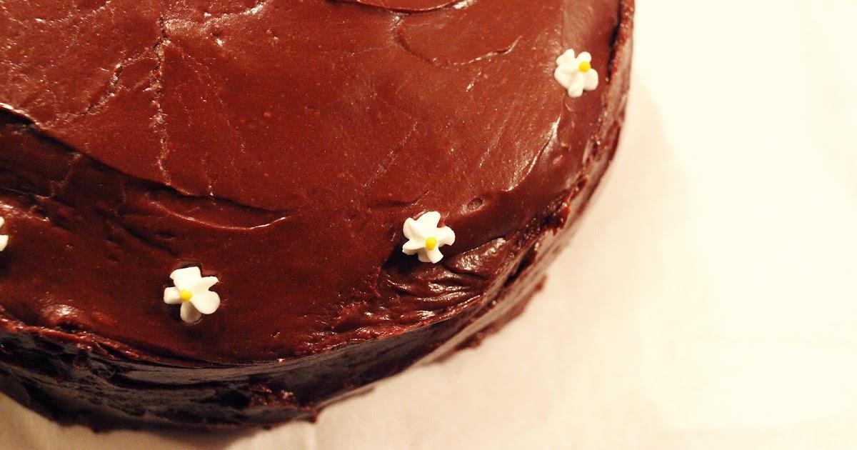 Chocolate Chip Banana Cake Nigella