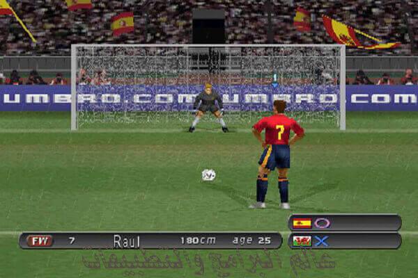 تحميل لعبة كرة القدم اليابانية القديمة