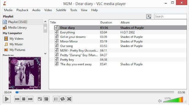 VLC Media Player - Aplikasi Pemutar Musik PC Terpopuler