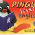 Giáo trình tiếng anh trẻ em Pingu loves english