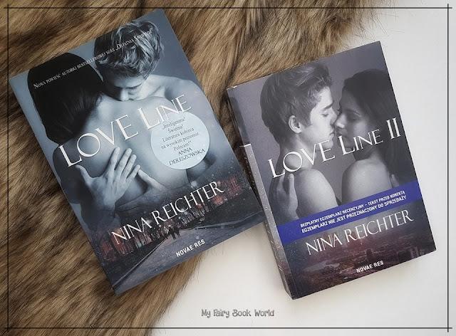 Nina Reichter - Love Line II || Patronat medialny