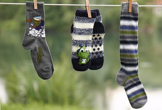 calcetines invierno niño