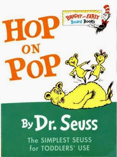 Hop on Pop Gross Motor Learning Game