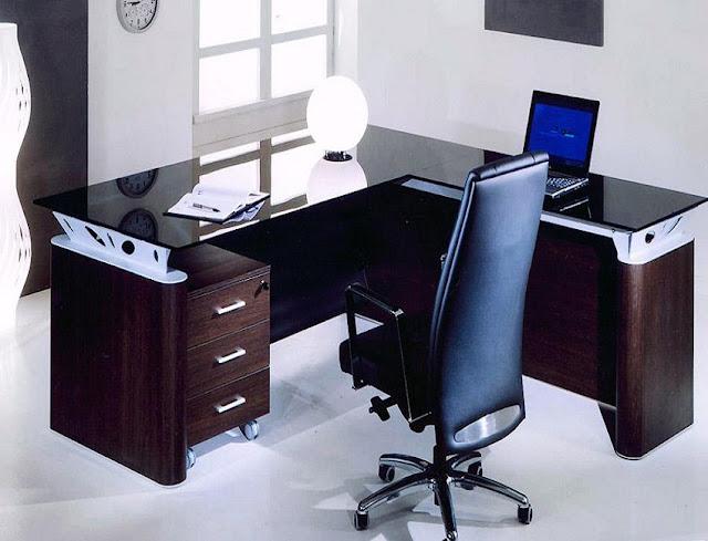 best buy glass top office desk furniture l shaped for sale
