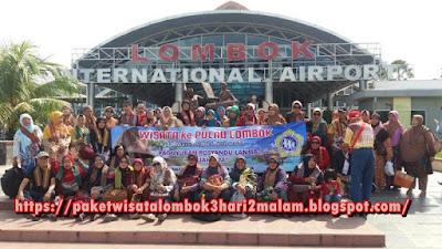 Paket Liburan Ke Lombok Termasuk Tiket Pesawat