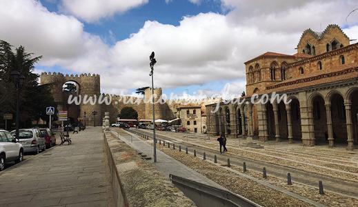 Ávila sin gluten