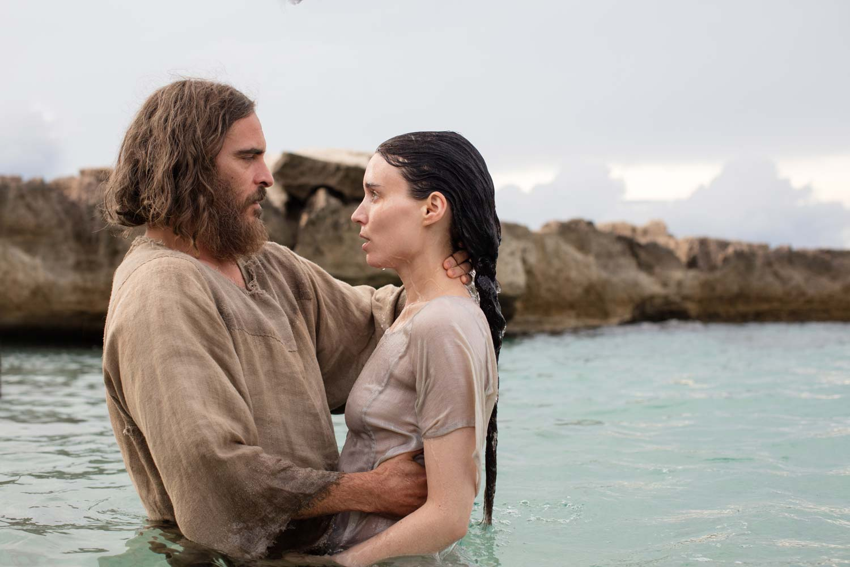 MARÍA MAGDALENA - Rooney Mara y Joaquin Phoenix