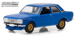 greenlight datsun 510 bluebird