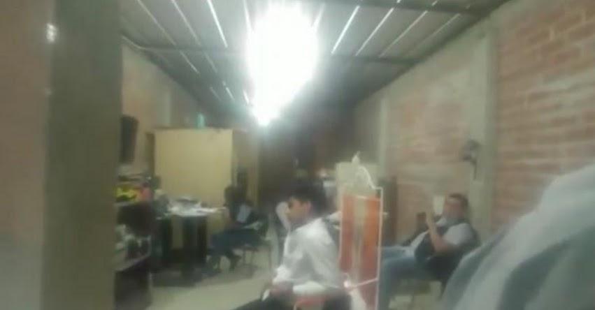 Allanan casa de exdirector de la DRE Piura, Pedro Periche Querevalú y a supuestos testaferros