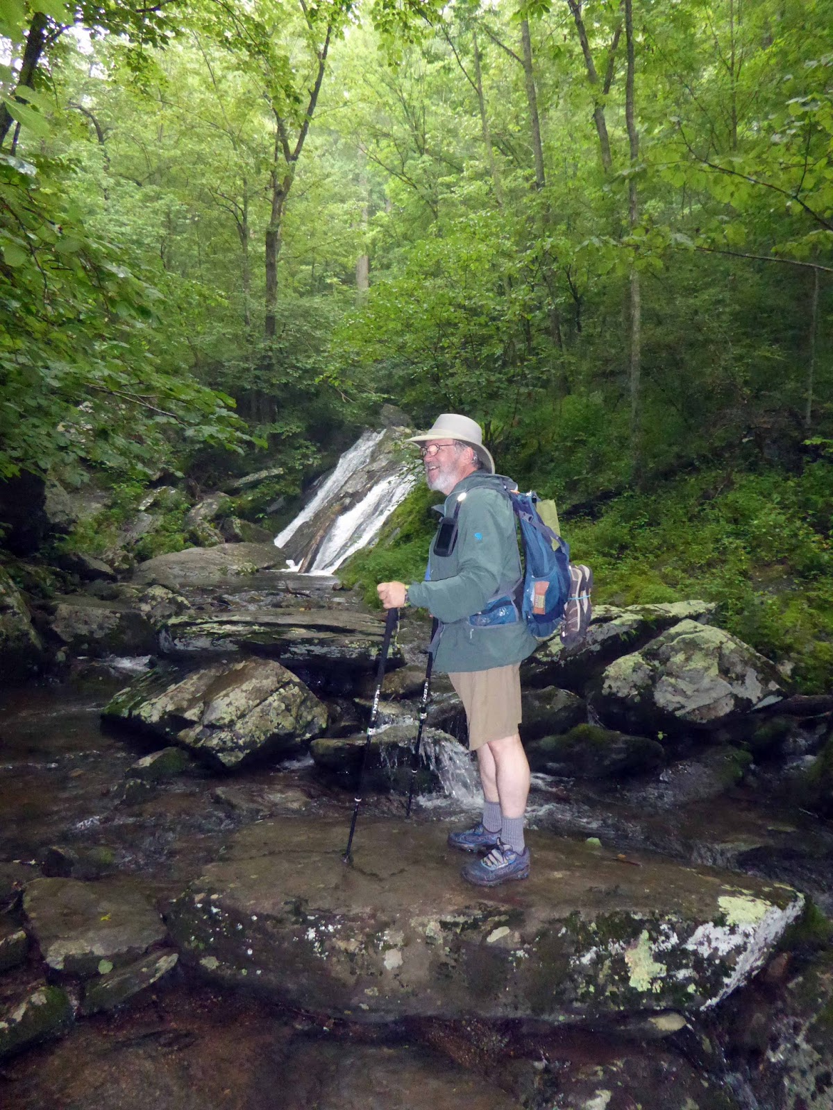 Charlottesville Chapter Jones Run Trail Doyles River