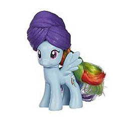 My Little Pony Spa Pony Set Rainbow Dash Brushable Pony