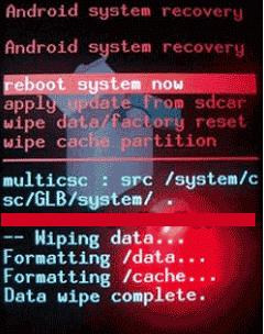 Cara Atasi Lupa Pola Samsung Galaxy J1 Mini