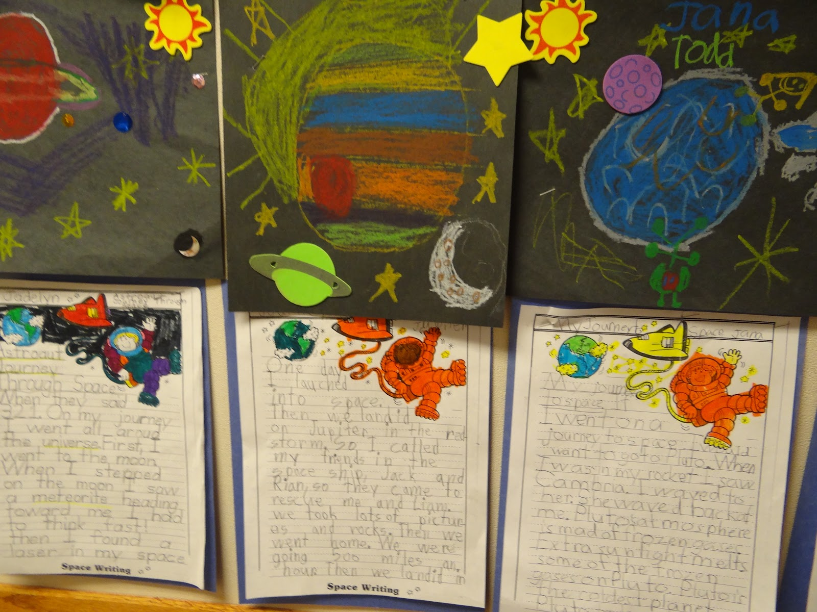 Patties Classroom Space And Solar System Activities