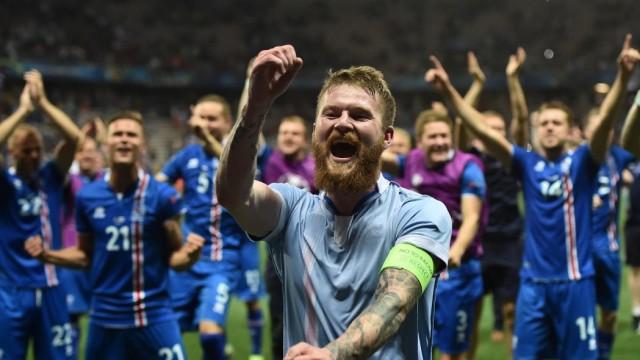 Islandia no estará en FIFA 17 por un desacuerdo económico