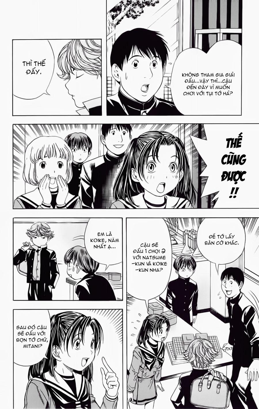 Hikaru No Go hikaru no go chap 57 trang 15