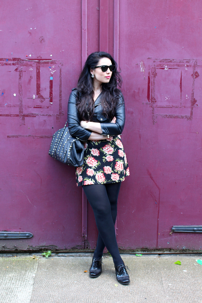 Boohoo dress of the month - London blogger Emma Louise Layla