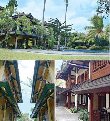 Hotel bagus tarif murah di Lombok