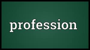 Profession Name List In Hindi And English
