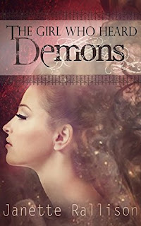 Heidi Reads... The Girl Who Heard Demons by Janette Rallison