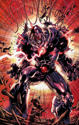 Cyborg Vs Iron Man