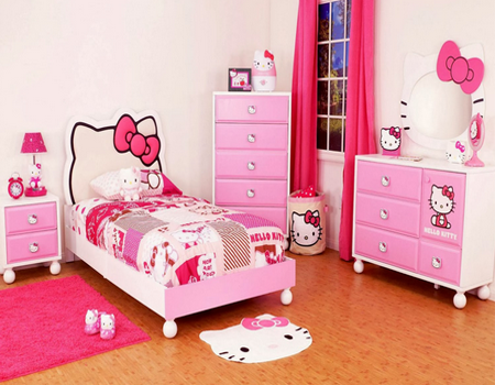 desain+kamar+hello+kitty+cantik