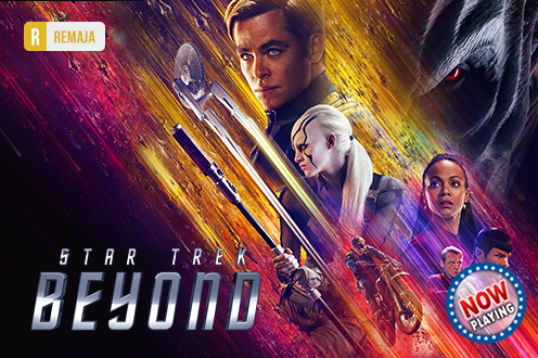 Film STAR TREK BEYOND Bioskop