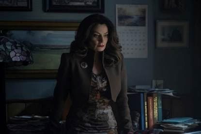 MARY WARDWELL / MADAM SATAN (Michelle Gomez)