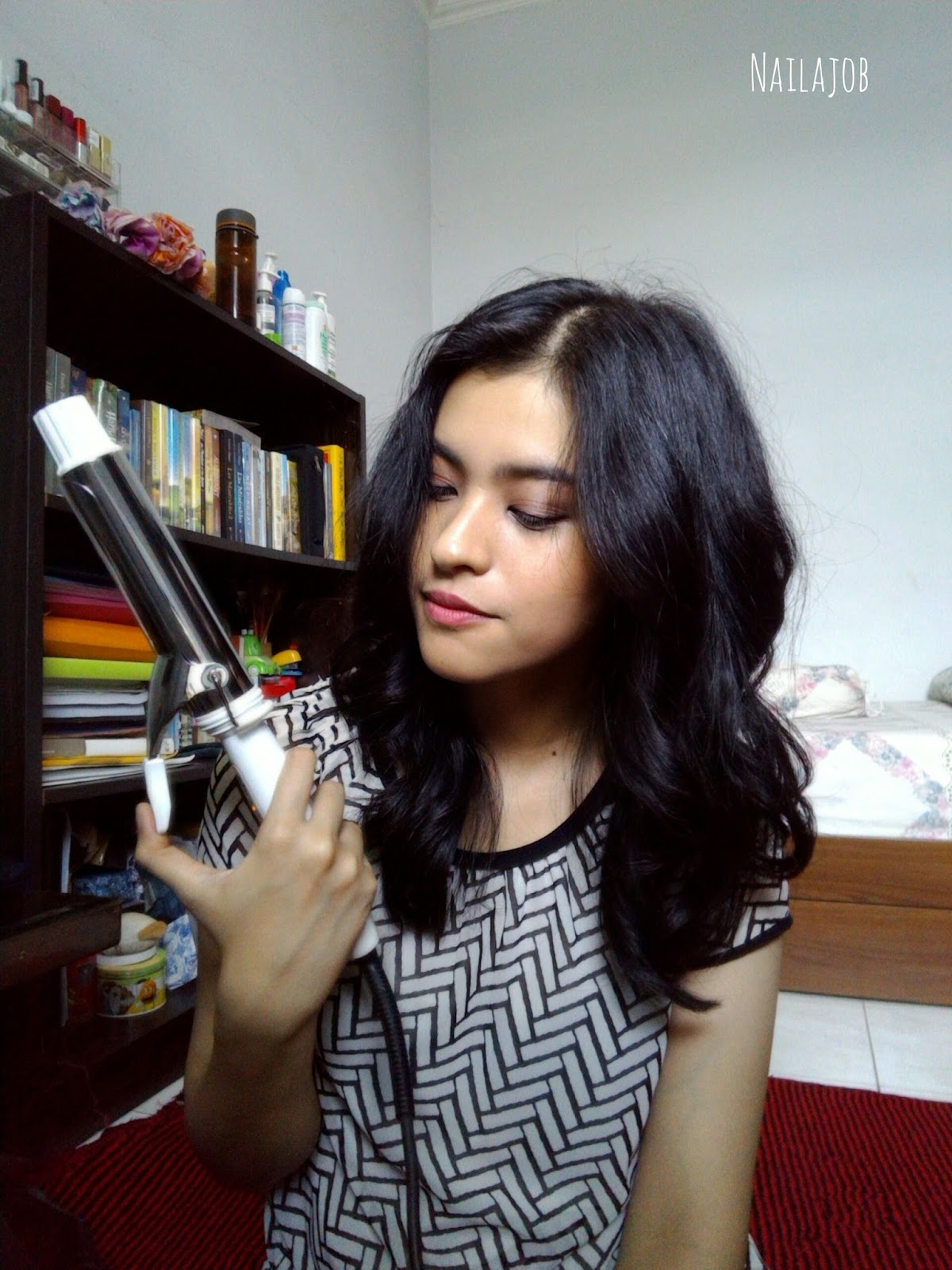 Repit Professional Curling Iron 35 Mm Review Beauty Dgrad Dont Curl You Hair In Big Section As It Wont Deliver Satisfying Result