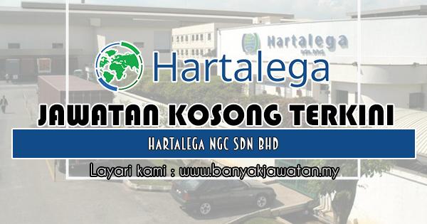 Jawatan Kosong 2019 di Hartalega NGC Sdn Bhd