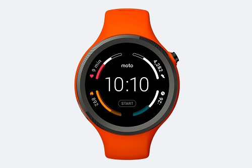 Motorola Moto Sport 360 Review Good Display but limited functionality