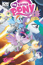 My Little Pony Friendship is Magic #21 Comic Cover Jetpack Color Variant