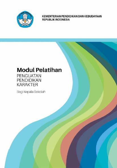 Download Modul Pelatihan Penguatan Pendidikan Karakter Bagi Kepala Sekolah