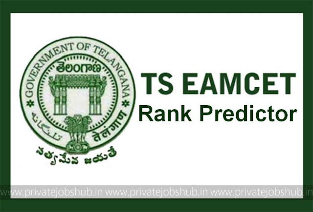 TS EAMCET Rank Predictor