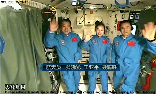 SPACE | China's Tiangong Space Station by David Xia, SinoDefence