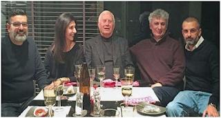Νίκος Ξανθόπουλος: Η φωτογραφία που ανέβασε με τα τέσσερα παιδιά του