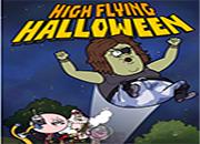 Un show Mas High Flying Halloween